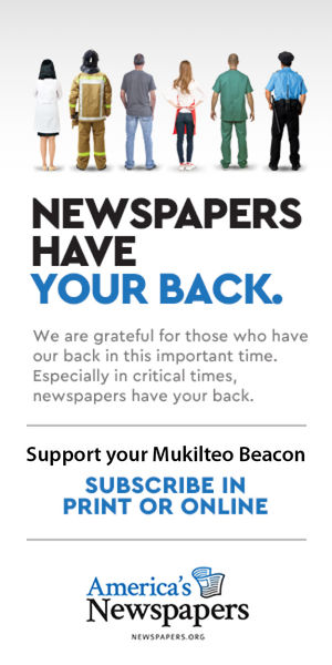 Mukilteo Beacon subscribe America Newspapers have your back